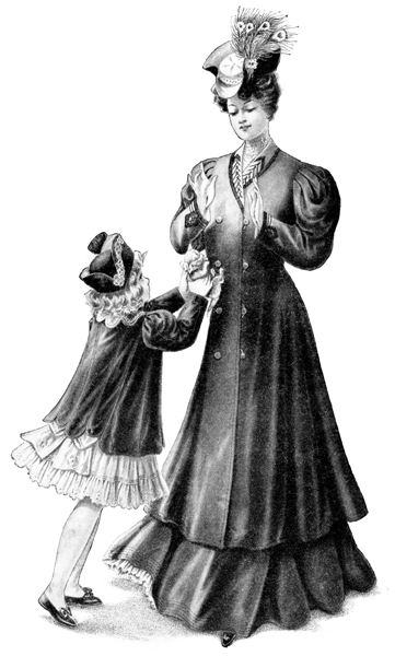 1900 Fashion - Image 4