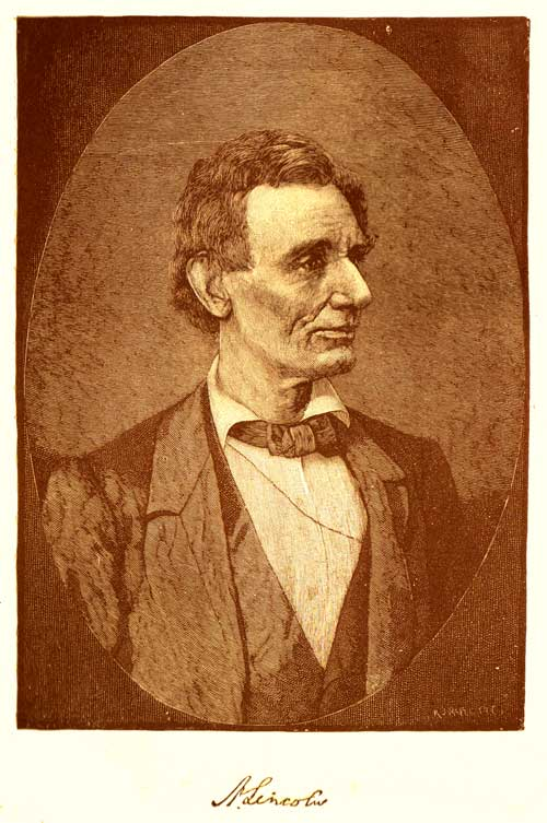 Abraham Lincoln - Portrait 2