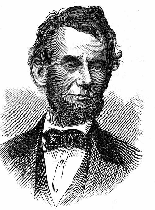 Abraham Lincoln - Portrait 3