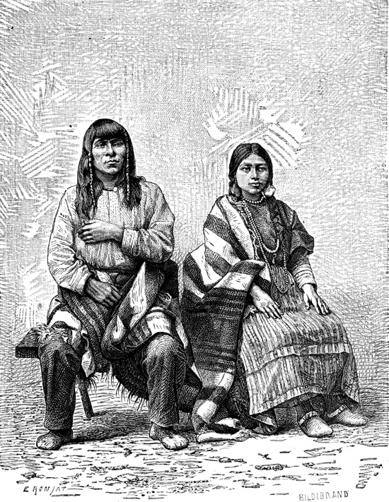 American Indians - Yuma Indians
