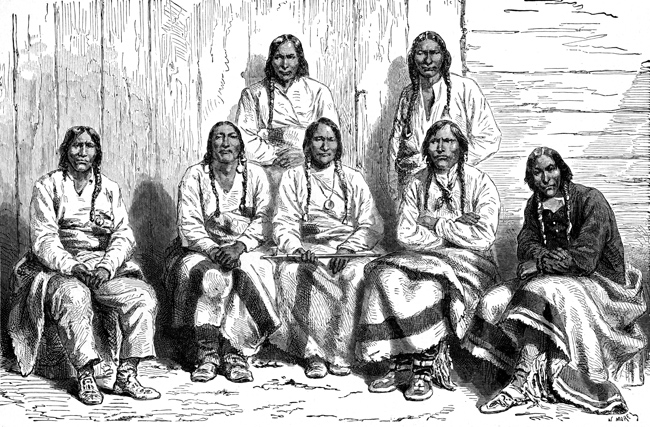 American Indians - Cheyenne and Arapahoes