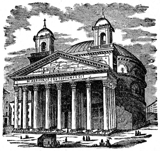 Ancient Roman Architecture - Pantheon