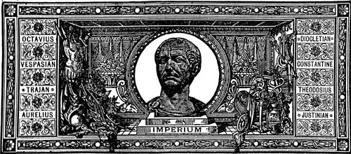 Ancient Roman Emperors - Ornament