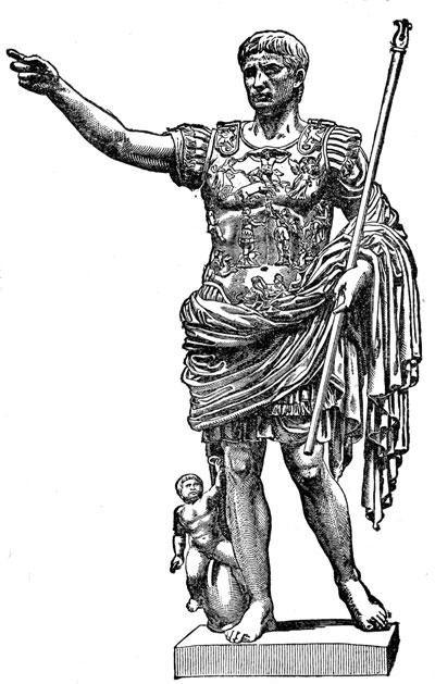 Ancient Roman Emperors :: Augustus