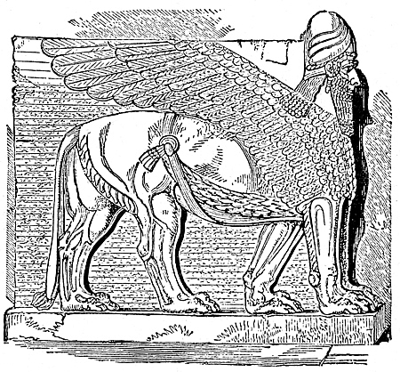 Assyria - Winged Lion