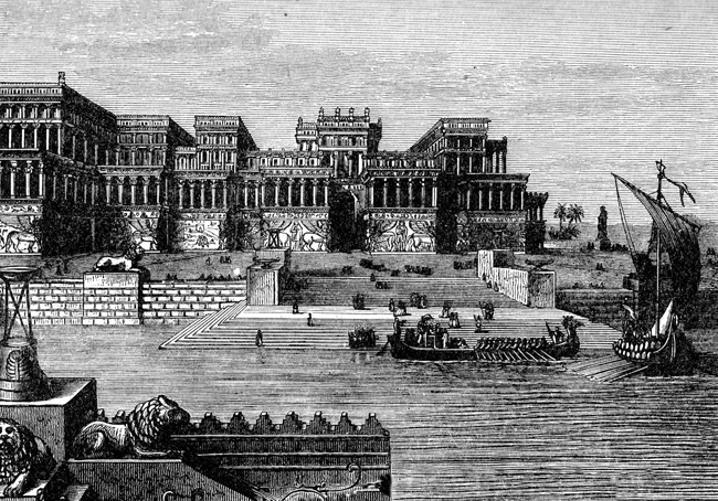 Assyrian Empire - Palace of Asshur-Izir-Pal