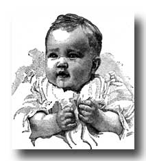 Baby Clipart :: Baby Infant