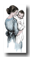 Baby Graphics :: Mother and Infant