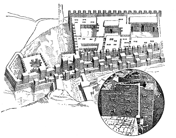 Babylon - Restoration of the Southern Citadel of Babylon