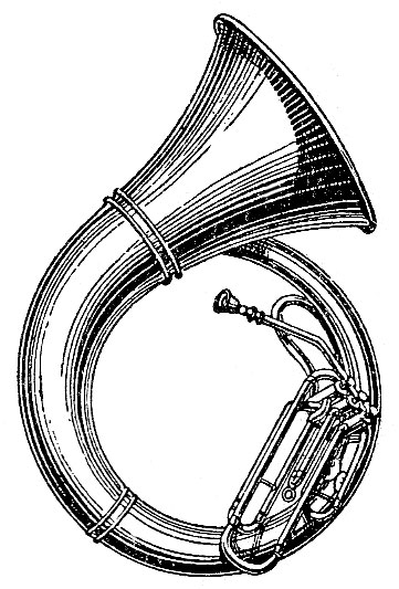 Brass Instruments - Tuba