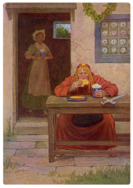 analysis beowul pardoners tale The pardoner's tale is in middle english, which can be hard to read at first but  the tale itself is an exemplum, or moral fable, that tells a fairly simple story in a.
