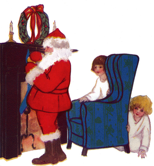 Cartoon Santa - Image 2