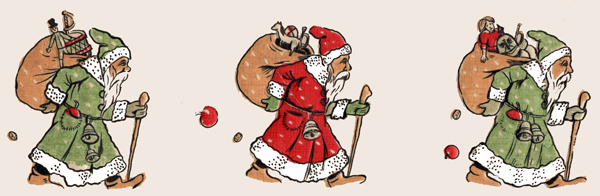 Cartoon Santa - Image 3