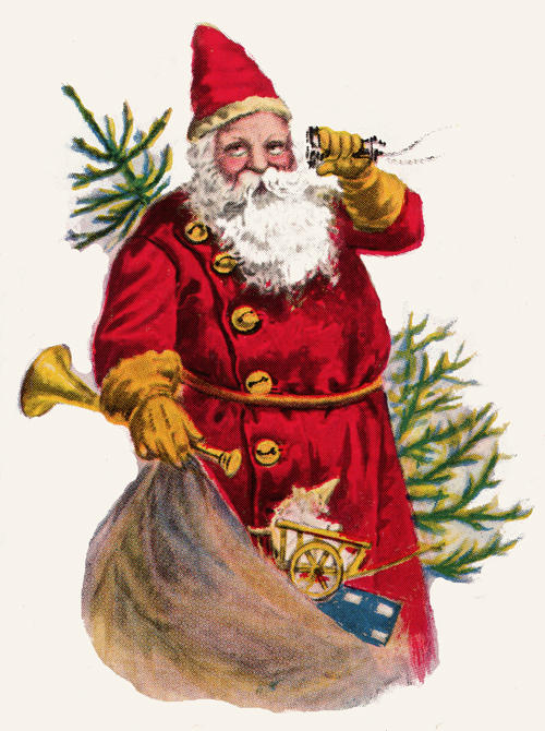 Cartoon Santa - Image 5