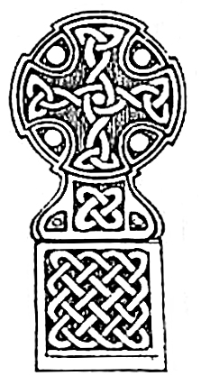 Celtic Art - Carew Cross