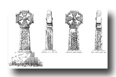 Celtic Cross Clip Art - Padstow, No.3, Prideaux Place