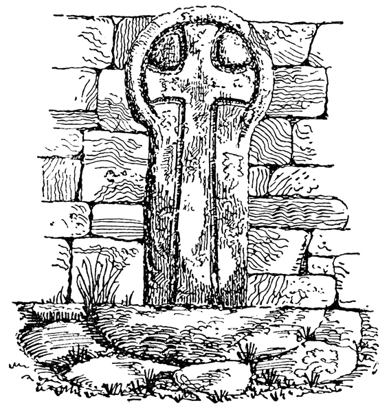 Celtic Cross Drawings - Vellansajer, St. Buryan