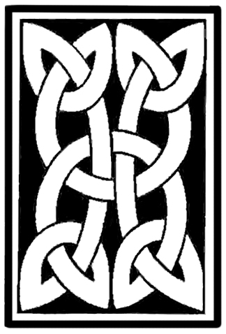mens tribal tattoos celtic trinity knot tattoos