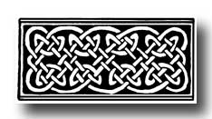 Celtic Knotwork - Manuscript Painting