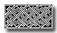 Celtic Pattern - Key Pattern from Collieburn, Sutherlandshire