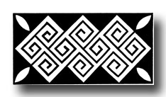 Celtic Pattern - Key Pattern from Aberlady, Haddingtonshire
