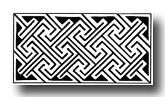 Celtic Pattern - Key Pattern from St. Andrews, Fifeshire