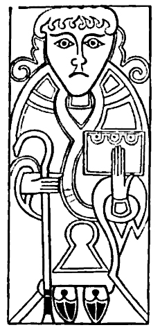 Celtic Symbols - St. Luke