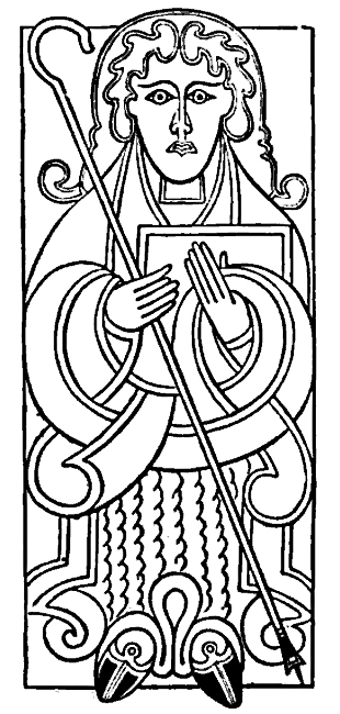 Celtic Symbols - St. Matthew