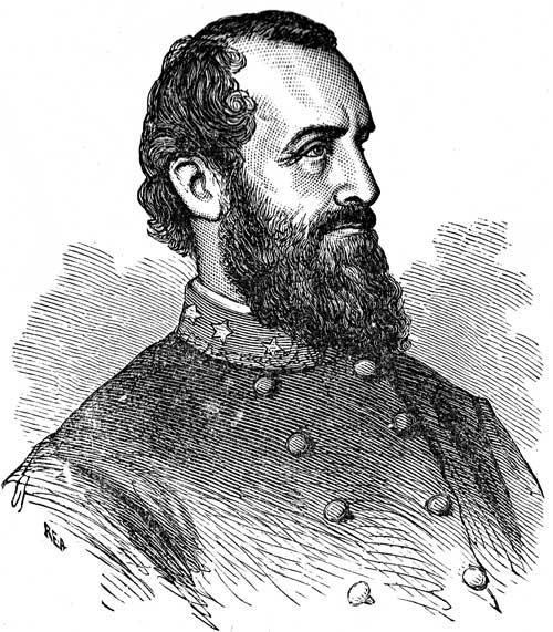 Civil War Generals - General Stonewall Jackson