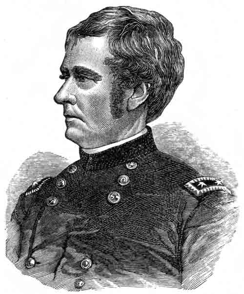 Civil War Generals - General Joseph Hooker