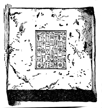 Cuneiform Writing - Image 4