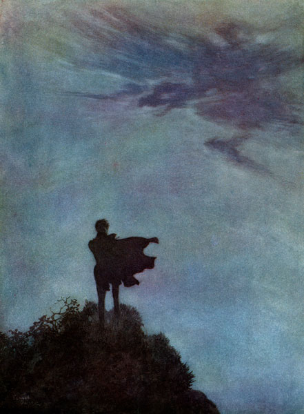 Dulac Illustrations :: Alone