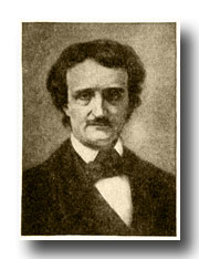 Edgar Allan Poe Pictures -  Portrait 1
