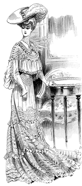 Edwardian Clothes - Image 4