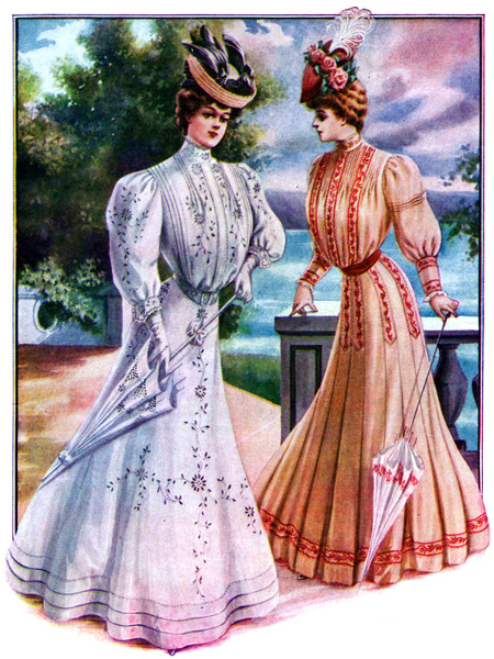 Edwardian Dress - Image 2