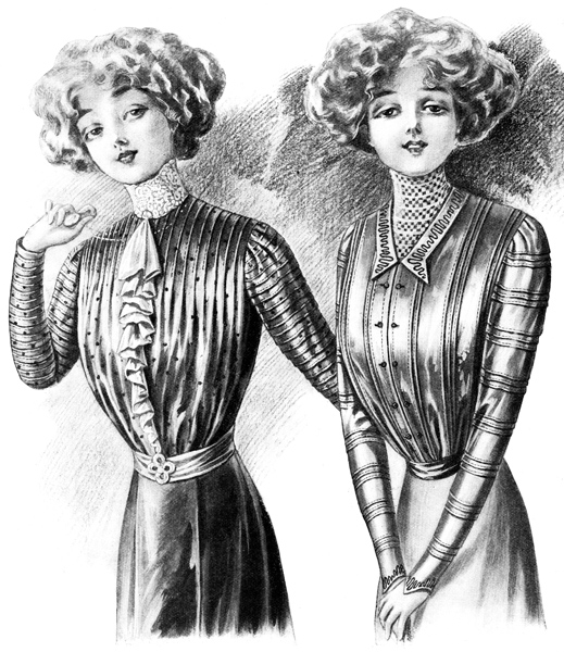 Edwardian Fashion - Image 2