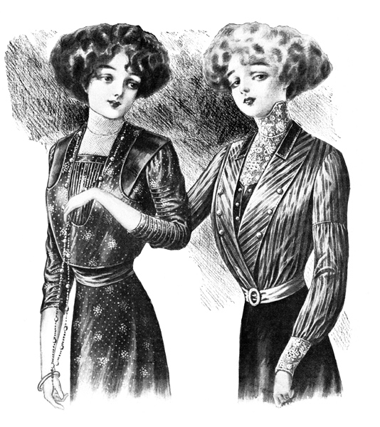 Edwardian Fashion - Image 4