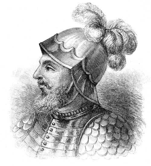 Famous Explorers :: Vasco Nunez de Balboa