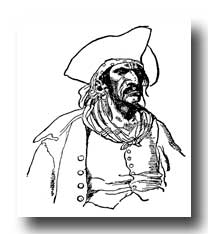 Free Pirate Clipart - Image 3