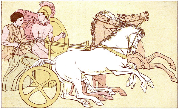Greek-Persian War - The Chariot