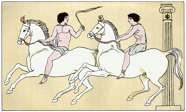 Herodotus - The Horse Race