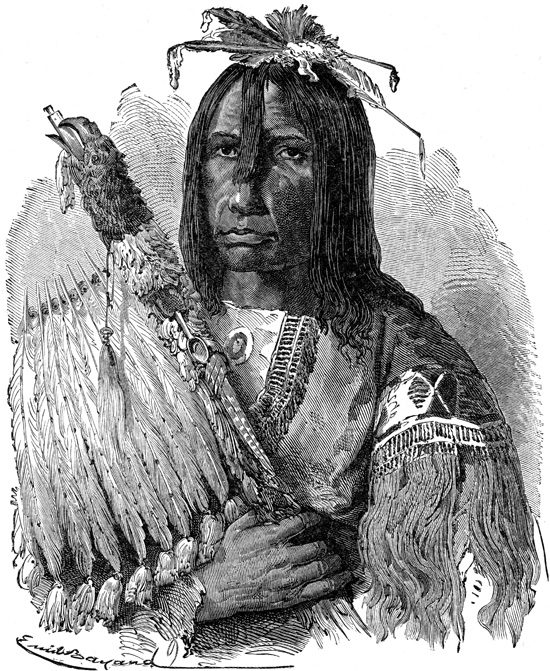 Indian Chiefs - Blackfeet Chief