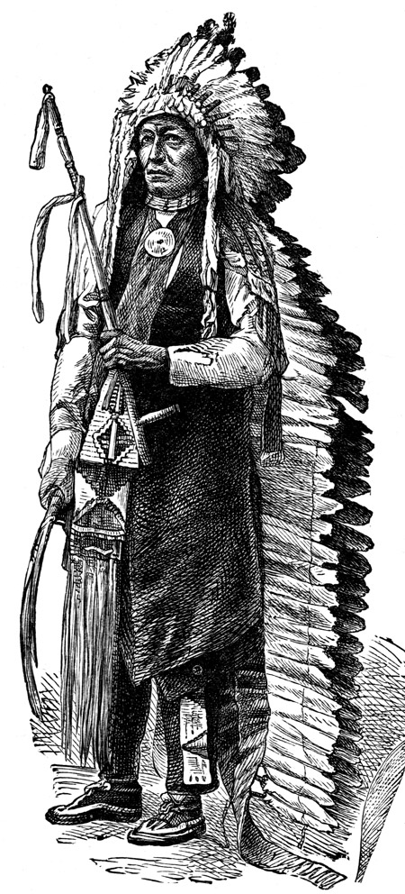 Sioux Indian Chiefs