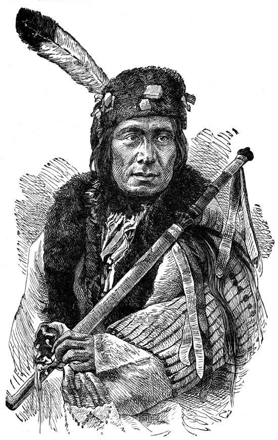 Indian Tribes - Blood Indian