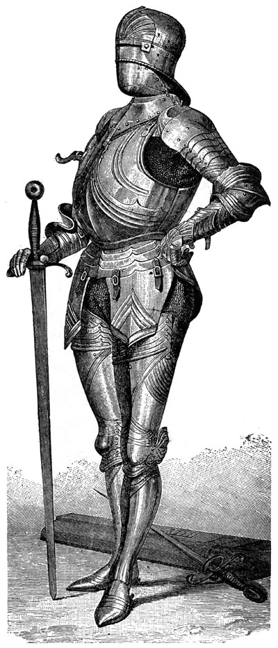 Knight Medieval - Image 1
