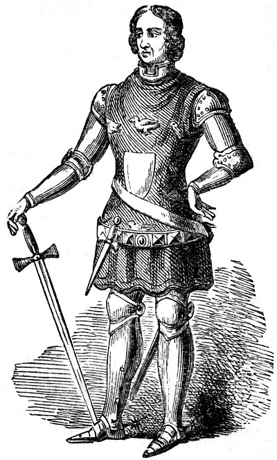 Knights Armor - Image 1