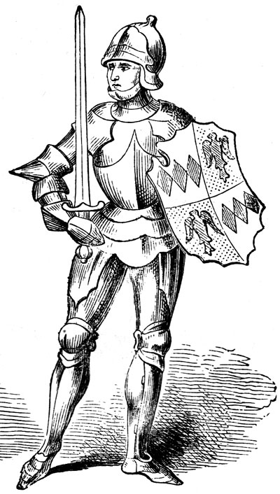 Knights Armor - Image 5
