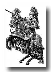 Medieval Clipart :: Medieval Knight