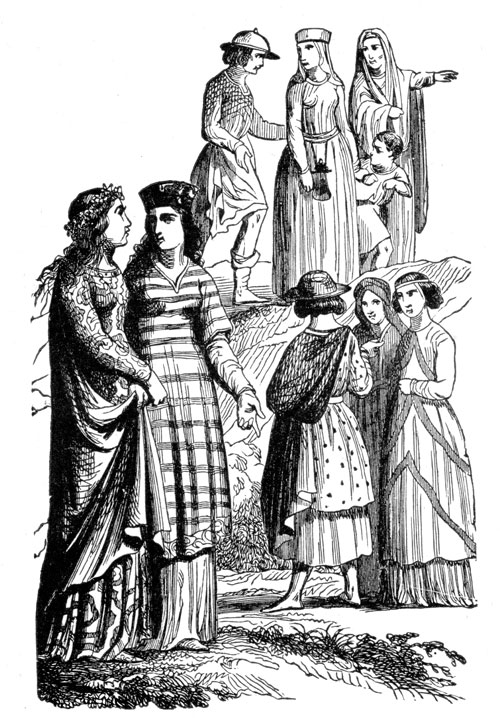 Medieval Clothes - Image 2