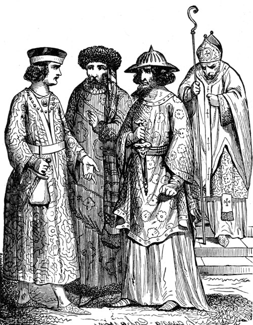 Medieval Clothes - Image 4